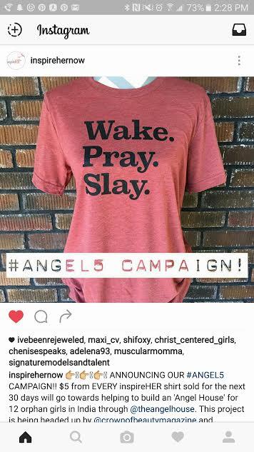 wake pray