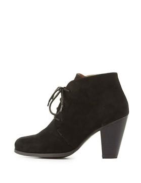 short-black-boot