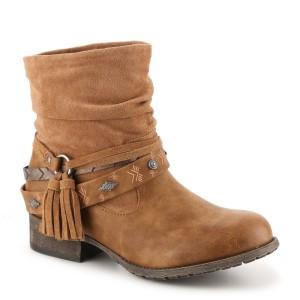 short-tan-boot