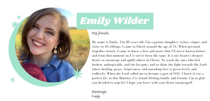 Emily Wilder